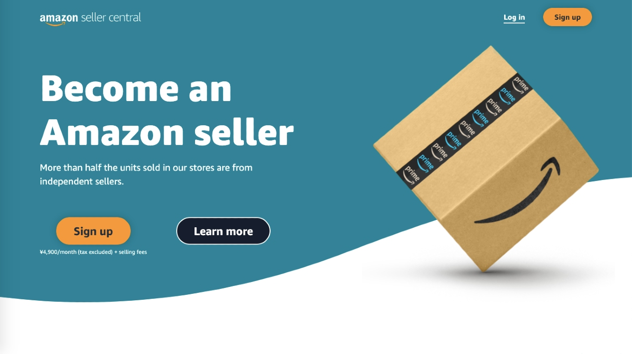 The Complete Guide: How to become an Amazon Prime seller
