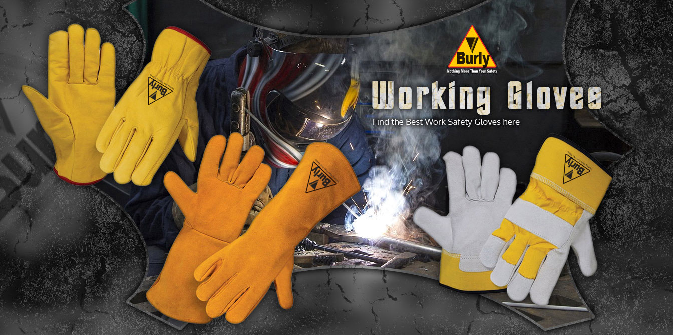 Work Safety Gloves: Types & Uses