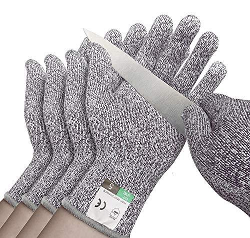 Anti-puncture gloves