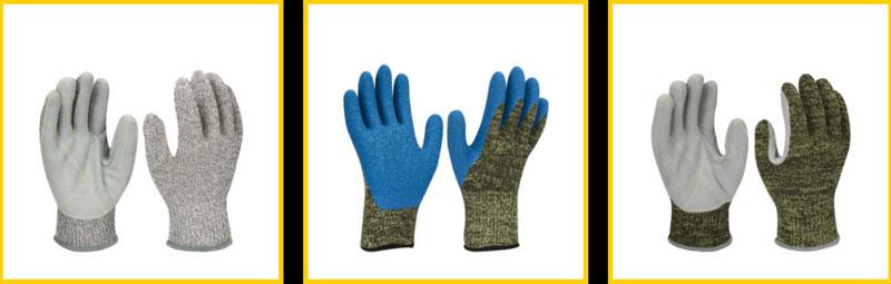10g cut resistance gloves
