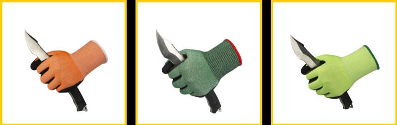 18g cut resistance gloves