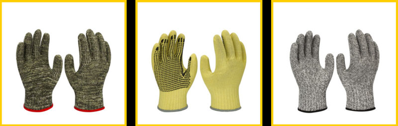 7g cut resistance gloves